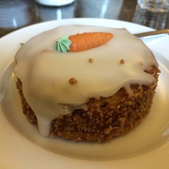 Carrot Cupcake @ Café Glauburg
