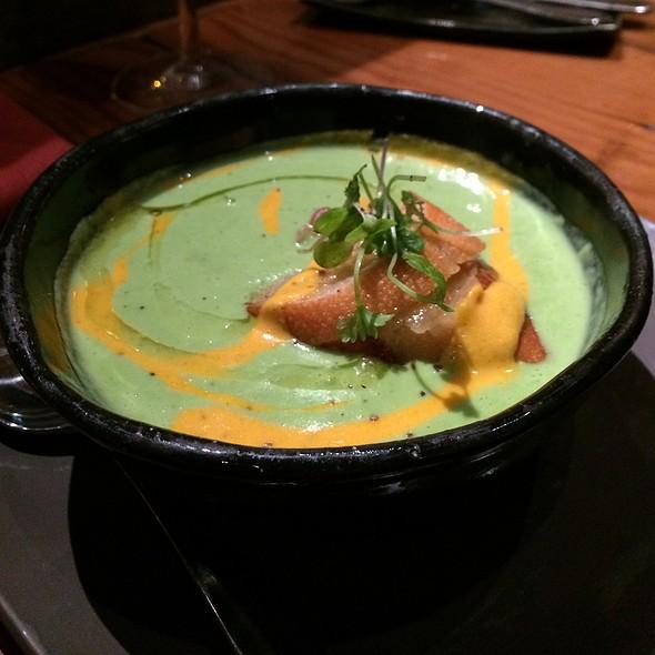 Pea Soup - Bouche, San Francisco, CA