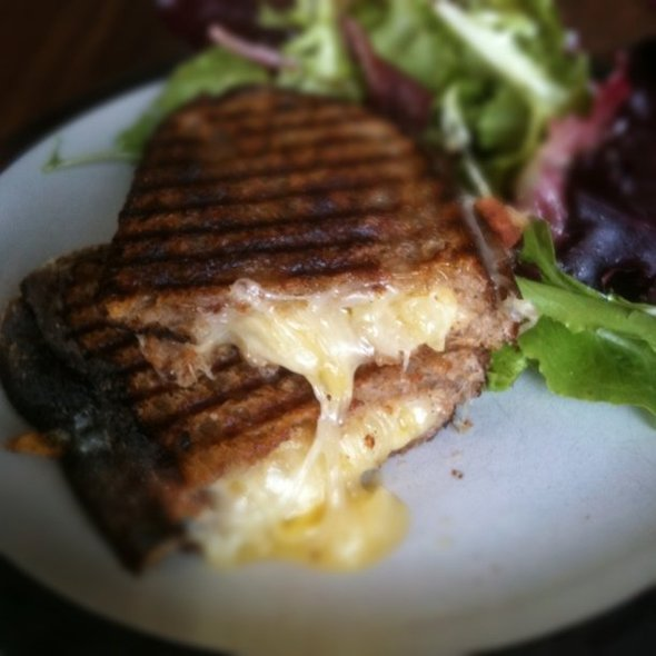Grilled Cheese @ Mission Cheese