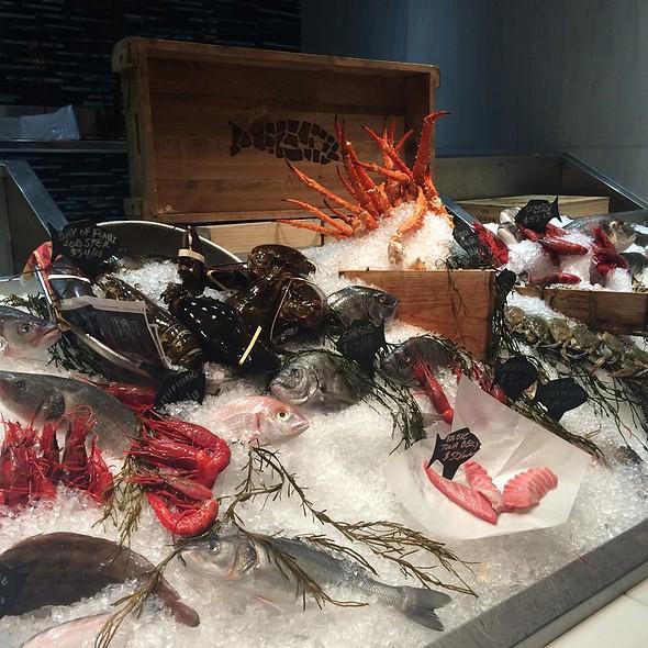 Assorted Fresh Fishes & Seafood - Milos By Costas Spiliadis-Miami, Miami Beach, FL