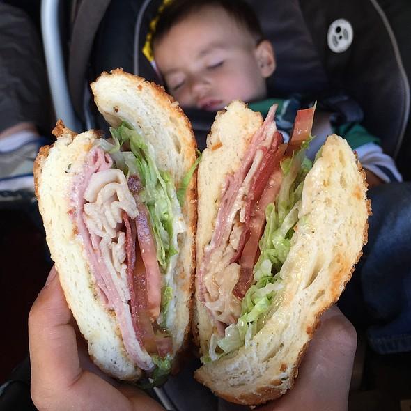 The Tony Soprano Sandwich