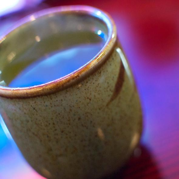 Green Tea @ South Ocean Asian Bistro