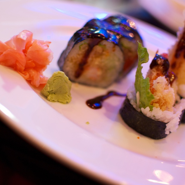Shrimp Tempura @ South Ocean Asian Bistro