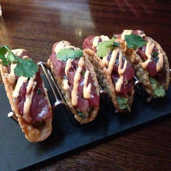 Ahi Tuna Tacos - Del Frisco's Grille - McKinney Ave - Uptown, Dallas, TX