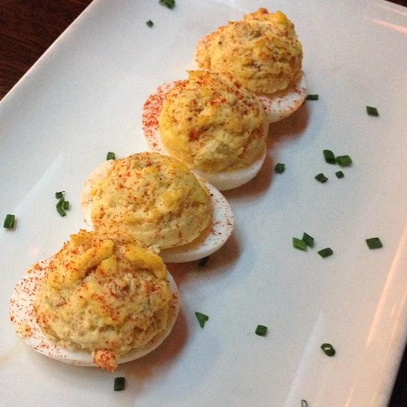 Deviled Eggs - Del Frisco's Grille - McKinney Ave - Uptown, Dallas, TX