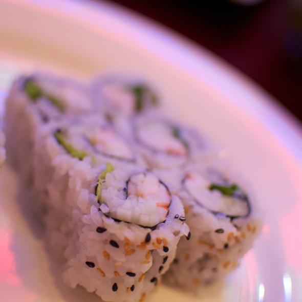 Boston Roll @ South Ocean Asian Bistro