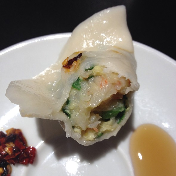 Shrimp Dumplings @ Grace And Healthy Premium Dumplings.