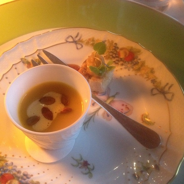 Amuse Bouche @ The River Café