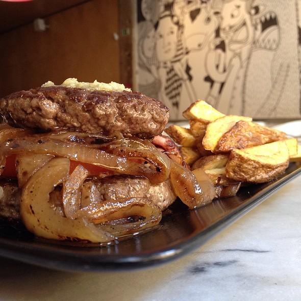 Alhinho @ Café do Rio - Hamburgueria Gourmet