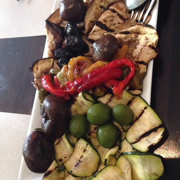 Antipasto della casa @ Ombretta Restaurant Glebe