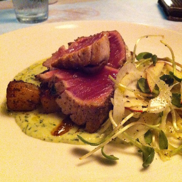 Ahi tuna - Jax Fish House and Oyster Bar- Fort Collins, Fort Collins, CO