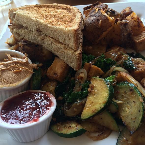 Kt's Breakfast @ Marie Catrib's of Grand Rapids