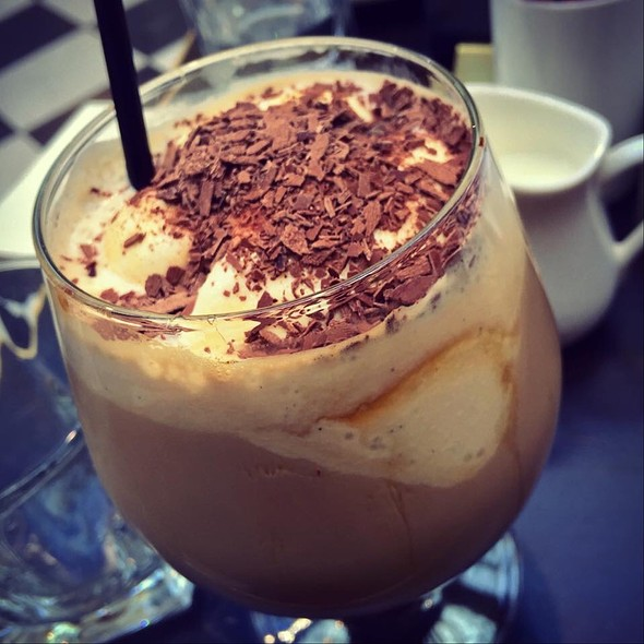Iced Coffee @ Koko Black-Royal Arcade