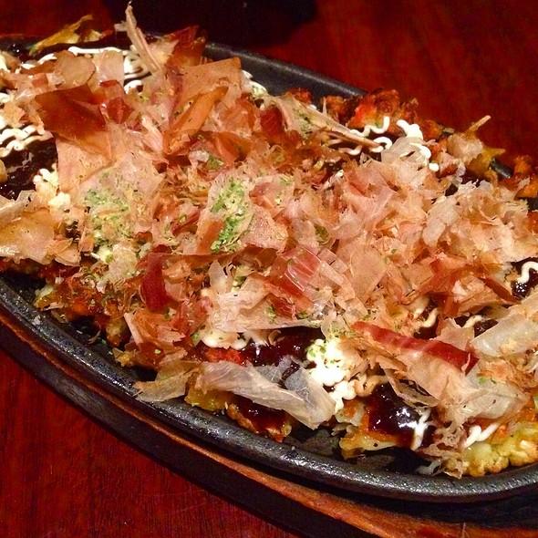 Okonomiyaki @ Ichiro Japanese Restaurant