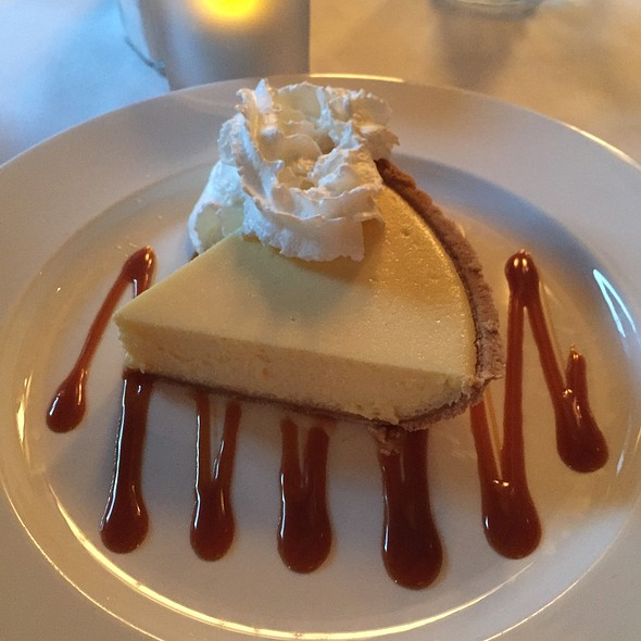 Key Lime Pie - Docks Oyster Bar and Seafood Grill, New York, NY