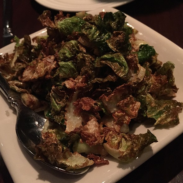 Brussel Sprout Chips - Vault 164, San Mateo, CA