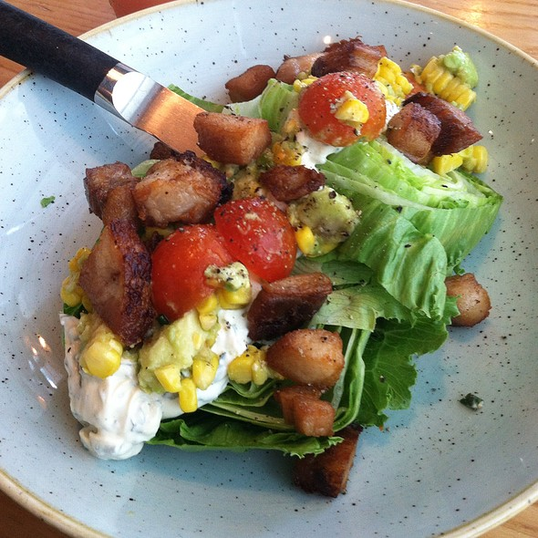 Wedge Salad @ Yardbird Southern Table And Bar