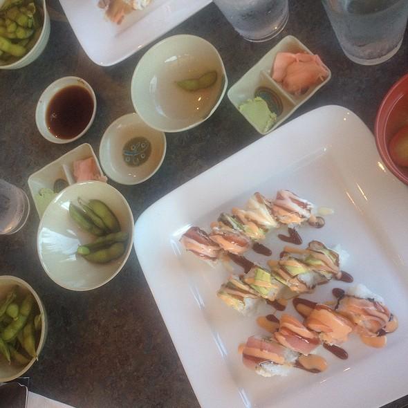 Waterman Roll @ Sakura Sushi