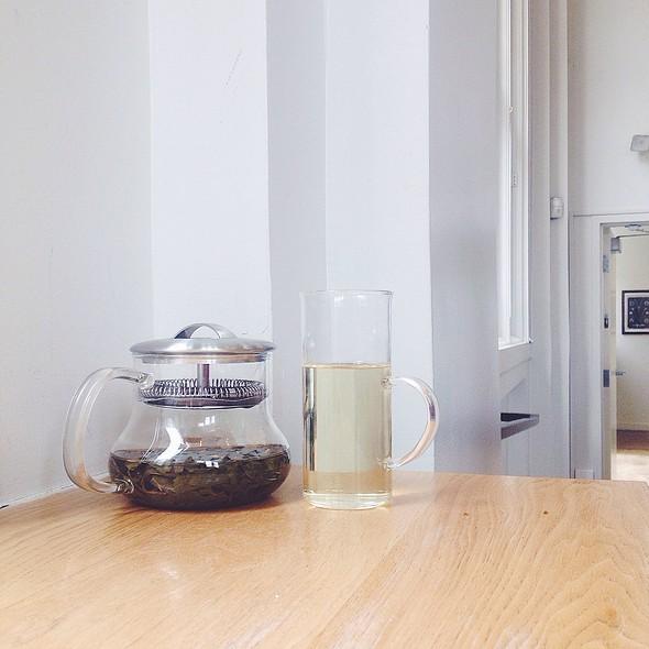 Green Tea @ Blue Bottle Coffee