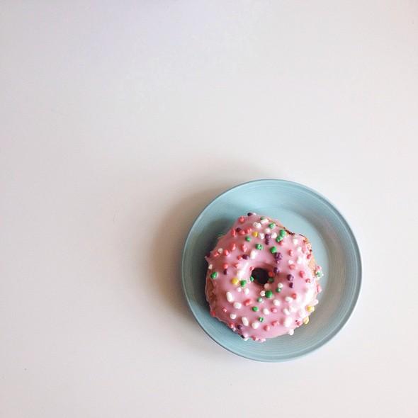 Nerdy Nerd @ Red Devil Donuts