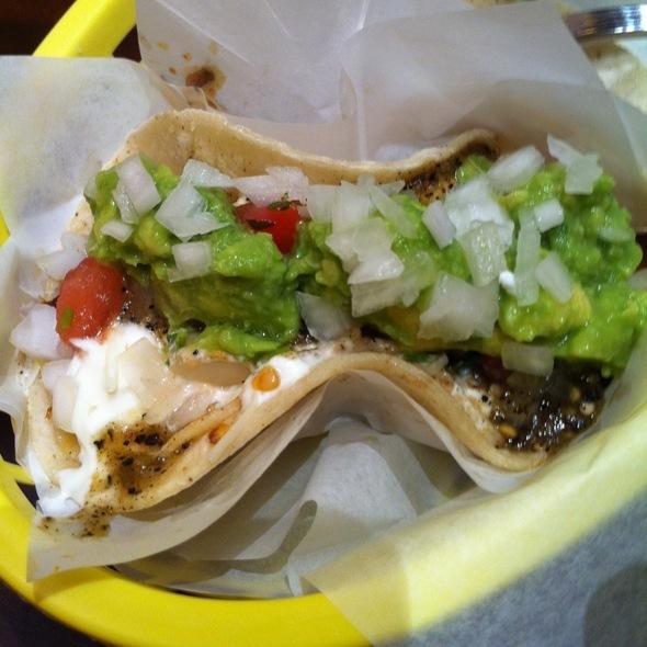 Super Tijuana Taco @ Taco Libre