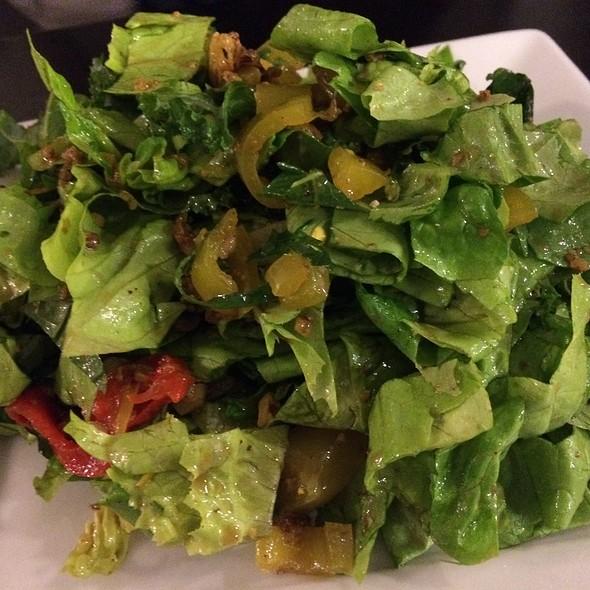 Salad @ Cult Pizza