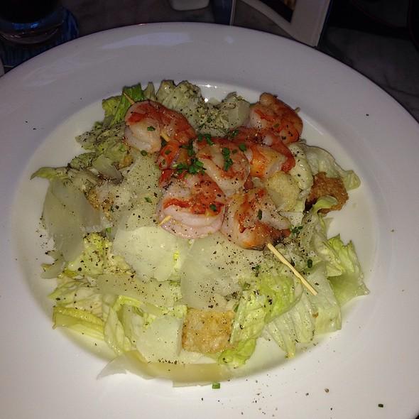 Fresh Prawn Ceasar Salad @ CAPPUCCINO Grand Café