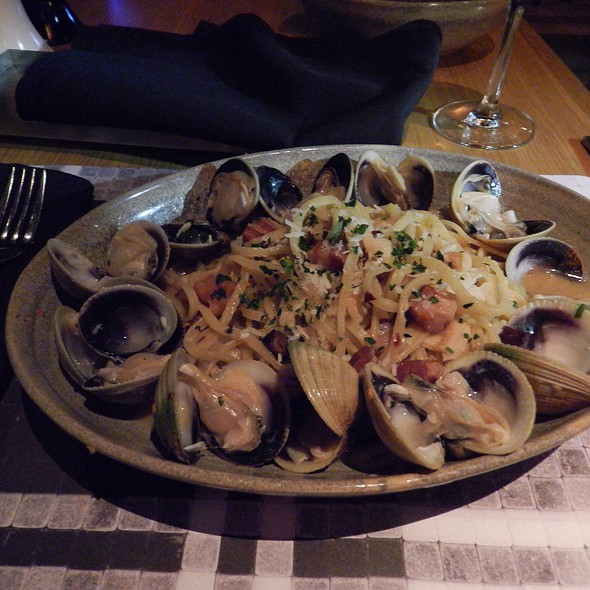 Linguini With Trio Of Clams @ Legal Crossing
