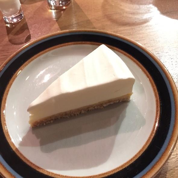 Cheesecake @ Jubilee Coffee and Roaster