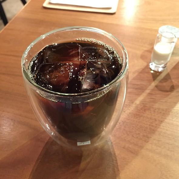Iced Coffee @ Jubilee Coffee and Roaster