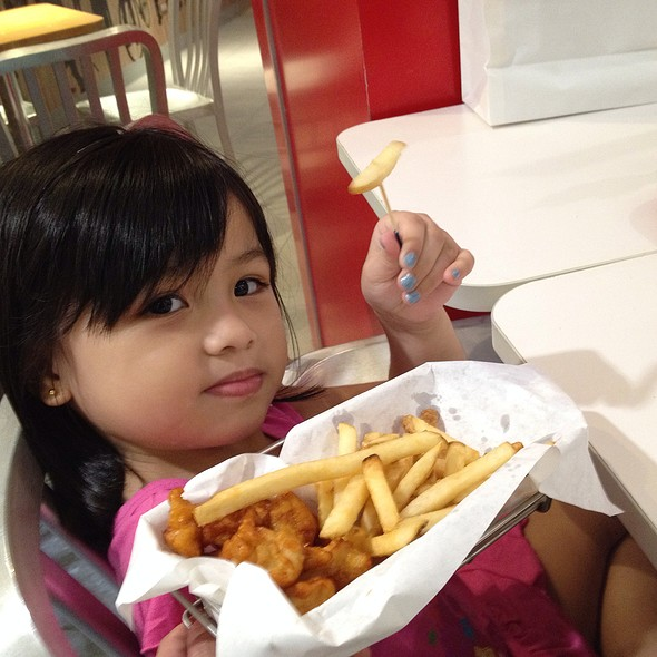 Poppers And Fries @ BonChon