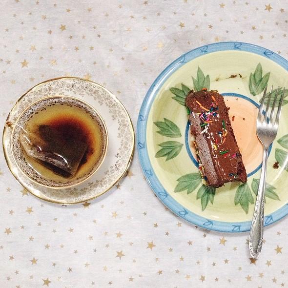 Tea and Cake @ Home