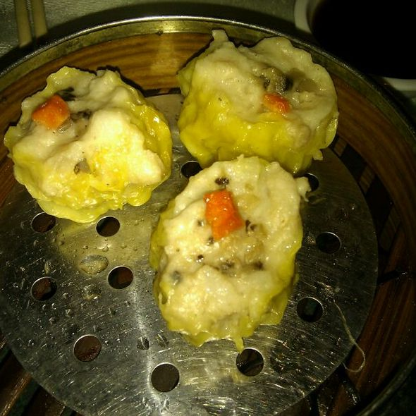 Shumai @ the green house (noodles & congee)