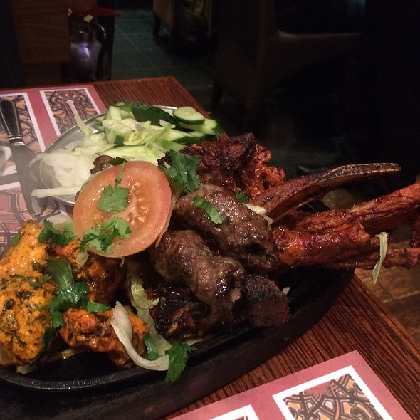 Mixed Grill @ Tayyabs