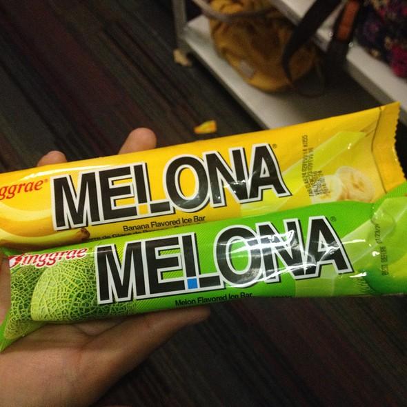 Melona Ice Cream @ Rada street