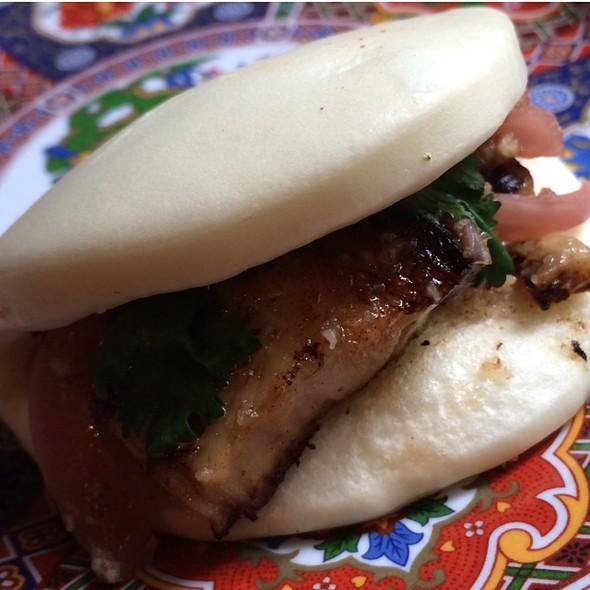 Pork Belly Bao @ Makan ATL
