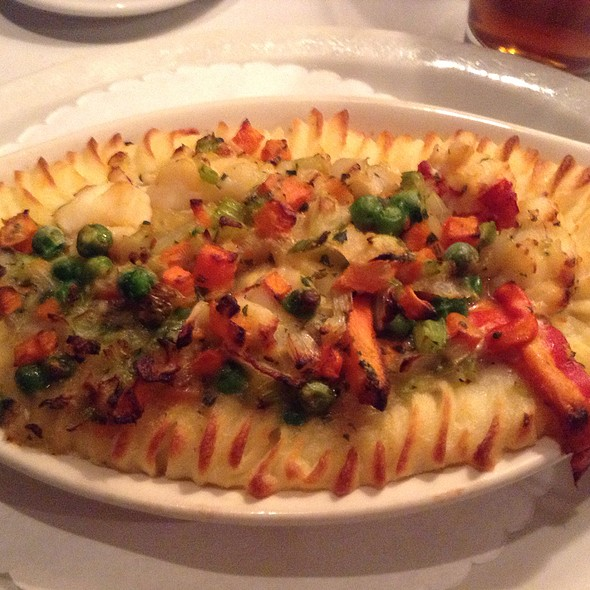 Maine Lobster Pot Pie - Old Ebbitt Grill, Washington, DC