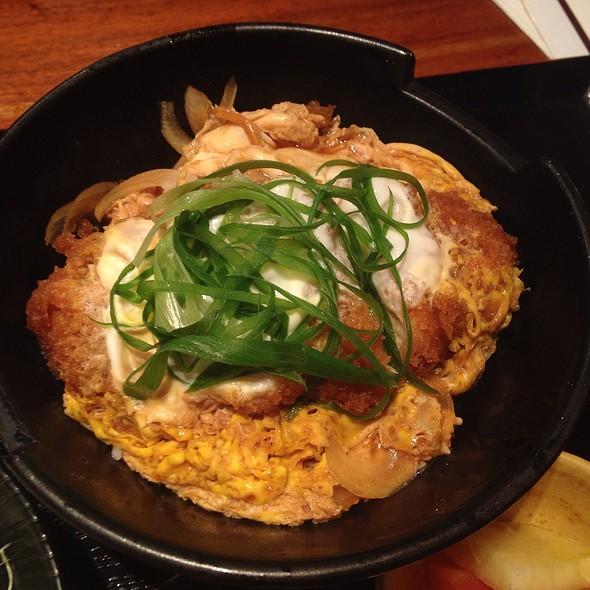 Chicken Katsudon @ Yabu Glorietta 5