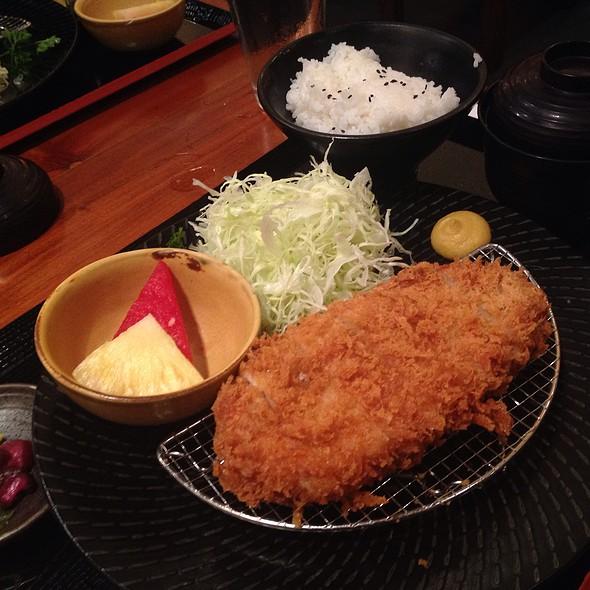Rosu Katsu Set @ Yabu Glorietta 5