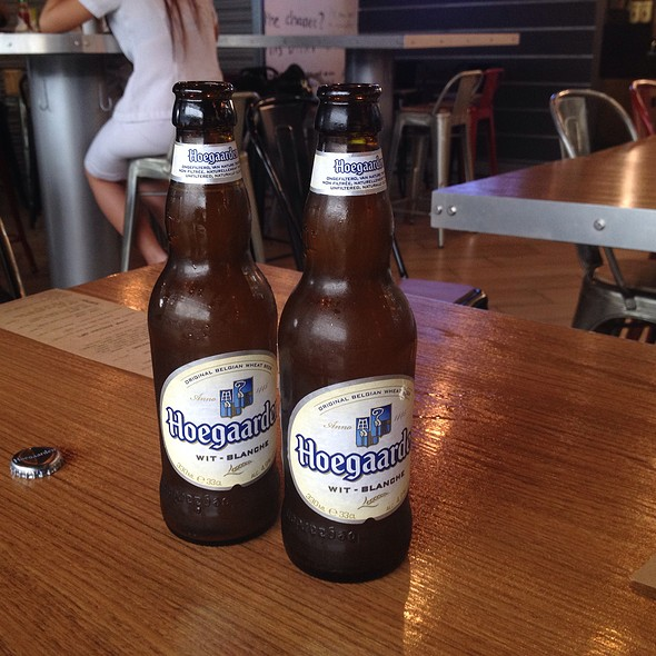 Hoegaarden @ Project Pie Parksquare