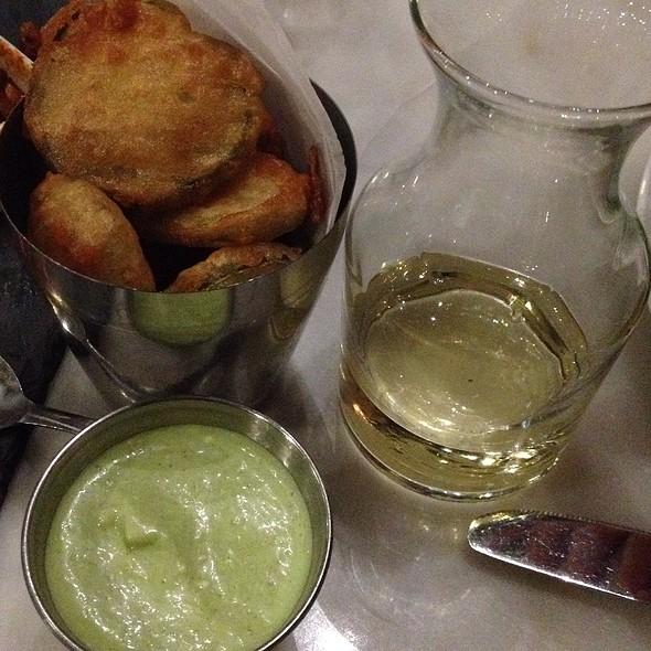 Fried Pickles @ Acorn