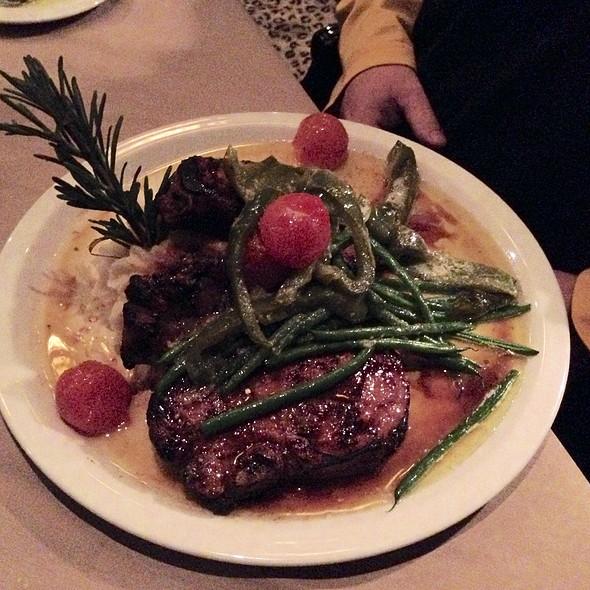 Pork Agro Dolce - Camille's Restaurant, Providence, RI
