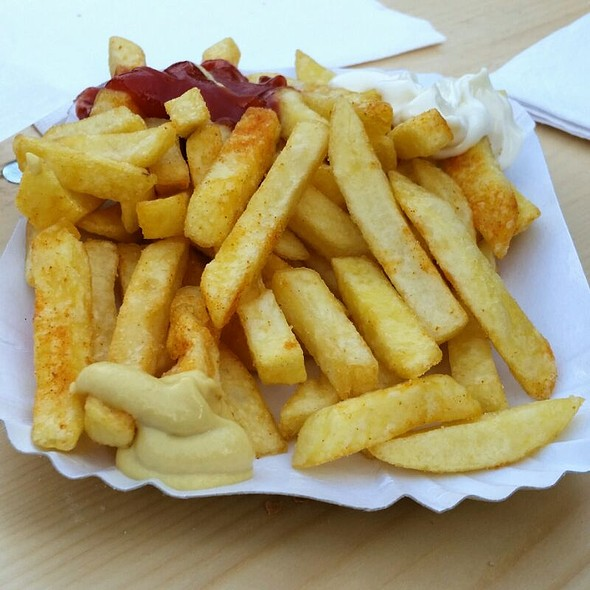 Potato @ Brandenburg Gate