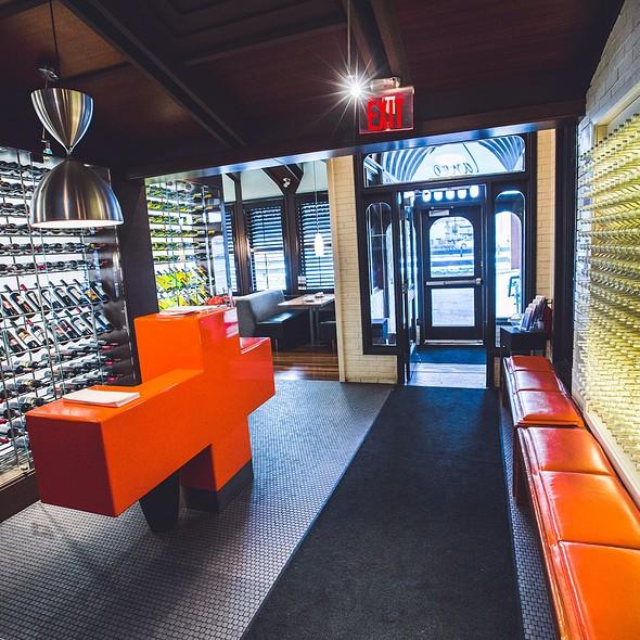 Dining Room - Tango Bistro, Calgary, AB