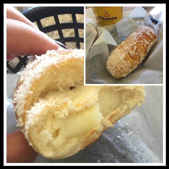 Cheese Roll @ Kitanda Espresso & Açaí