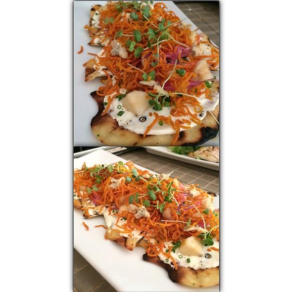 Grilled Housemade Flatbread - Market 17, Fort Lauderdale, FL