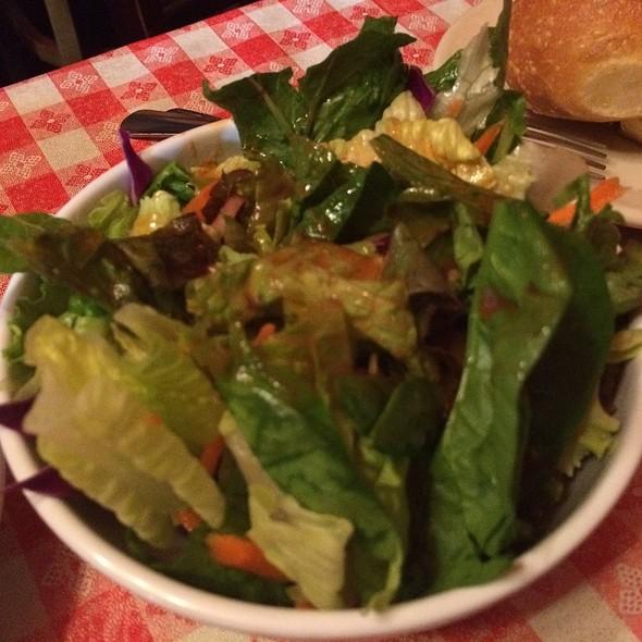 Side Green Salad