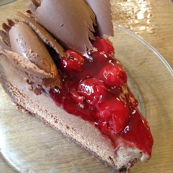 Choco-Coffee N.Y. Cheesecake @ California Bakery
