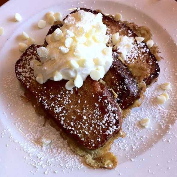 Dreamsickle French Toast @ Brunch Cafe Fox River Grove