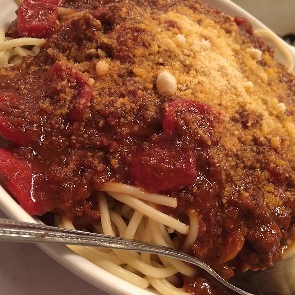 Spaghetti Pinoy